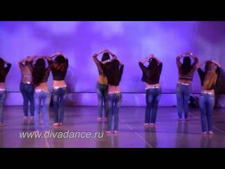 Иди ко мне Стрит-шааби - оригинальный танец живота street shaabi
