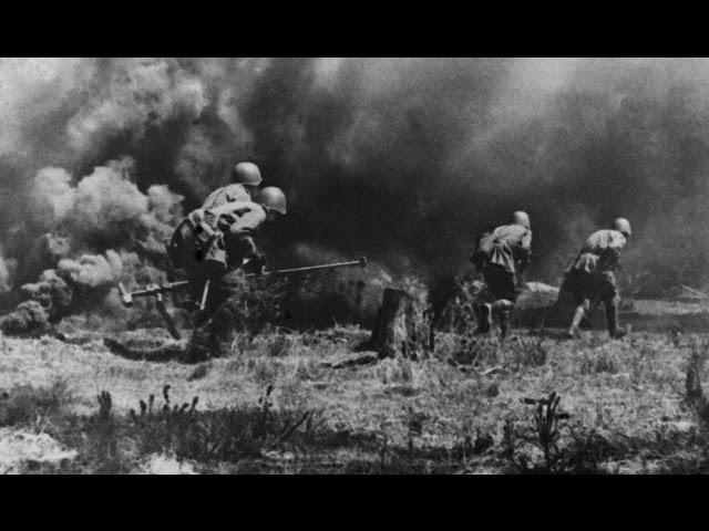 Кадры Великой Отечественной войны 1941-1945