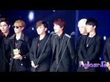 슈퍼주니어 - Best Global Male Group & Album of the Year
