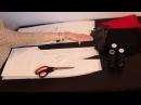 Как сшить юбку карандаш Черная юбка карандаш своими руками для начинающих