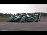850hp Electric Racing Car Driving the Drayson B1269EV -- CHRIS HARRIS ON CARS
