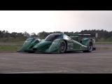 850hp Electric Racing Car Driving the Drayson B1269EV -- CHRIS HARRIS ON CARS