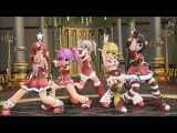 【Elsword-MMD】🎄 メグメグ☆ファイアーエンドレスナイト 🎁【Merry Xmas!!】