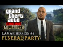 GTA Online Lowriders - Mission #4 - Funeral Party [Hard Difficulty]