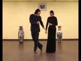 Aprendiendo a bailar Flamenco Jaleos Clase de baile
