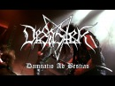 Desaster Damnatio Ad Bestias OFFICIAL VIDEO