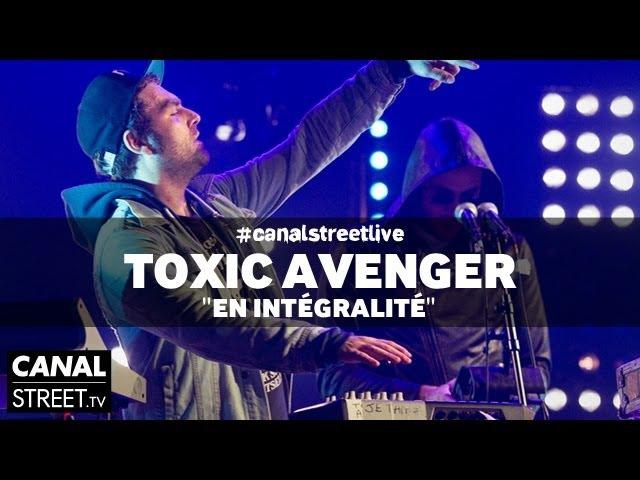 The Toxic Avenger - canalstreetlive en intégralité
