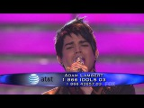 ISOLATED VOCALS Adam Lambert - No Boundaries - American Idol Top 2 - May 19, 2009