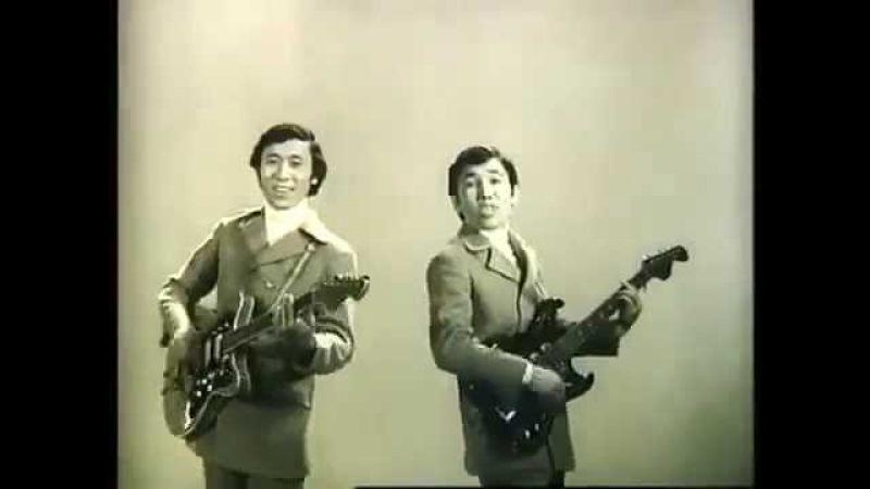 Дос-Мукасан — Той жыры. 1972 год.
