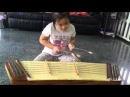 DownSyndrome ChorKaew play Thai song by Kim