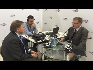 Борис Титов: бизнес в условиях кризиса / ПМЭФ 2016 / интервью В.Рыжков Эхо Москвы 16 июня 2016