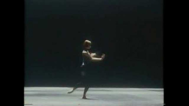 Sylvie guillem - in the middle somewhat elevated