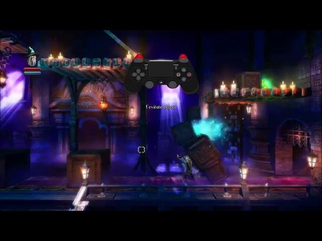Игры для Sony PS4 - Демо.