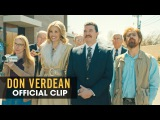 Дон Верден фрагмент DON VERDEAN (2015 Movie – Directed by Jared Hess, Starring Sam Rockwell) – Exclusive Clip