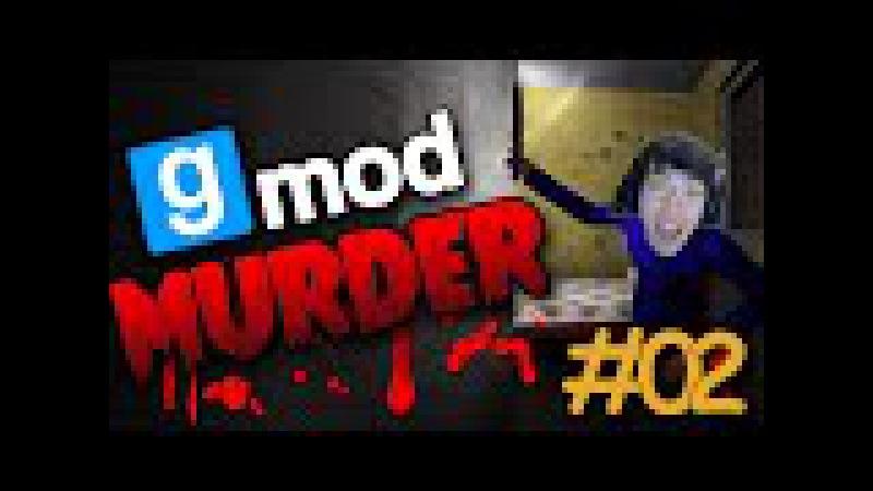O DETETIVE INÚTIL Mais MURDER no Garry's Mod