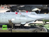 Сирия: Российские наземные команды вооружил Сухого самолеты, как авиаудары и впредь.