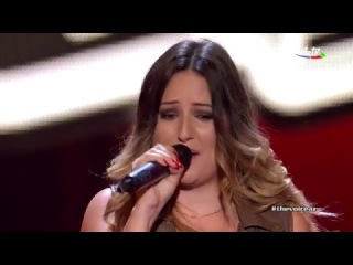 Nayile Ismatulina - Brand New Me | Blind Audition | The Voice of Azerbaijan 2015
