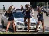 ДЕВУШКИ ЗА РУЛЁМ 2015 WOMAN DRIVER ПРИКОЛЫ НА ДОРОГАХ