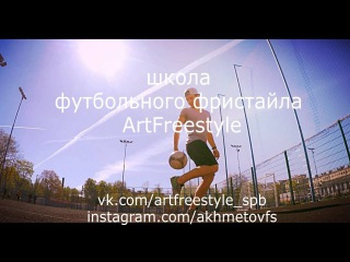ATW tutorial / обучение • football freestyle / футбольный фристайл