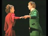 Танец Эраста и Лизы. Спектакль