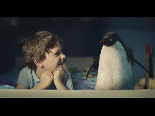 John Lewis - Monty the Penguin (Advert.Ge)
