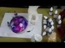 Чернила фломастеры чипборды сжатый воздух в Микс медиа Mixed Media: вебинар Натальи Ж