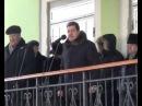 Митинг за честные выборы Паутов