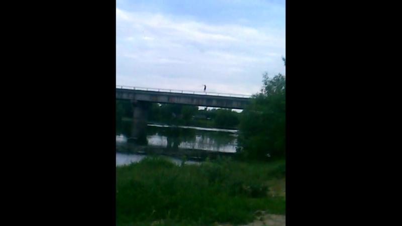 Эртильский мост лето 2016