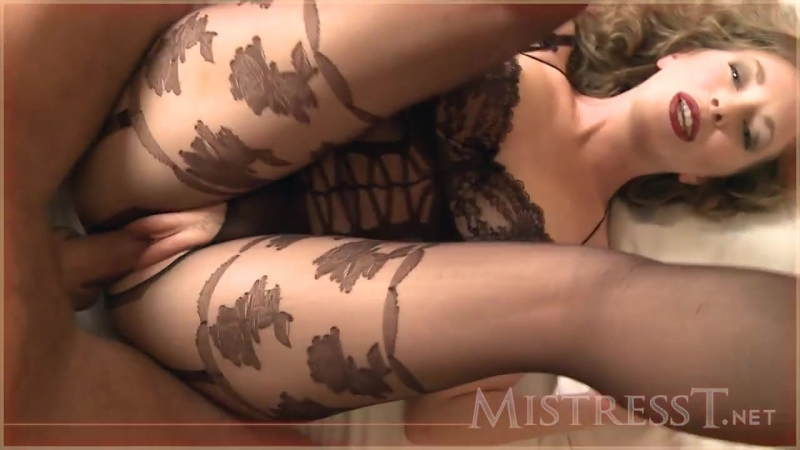 Mistress T - Sisters pantyhose