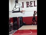 Widmill fon free throw line | VK.COM/VINETORT
