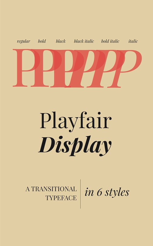 Download playfair-display font (typeface)