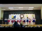 Міс колегіум♥ Український танець