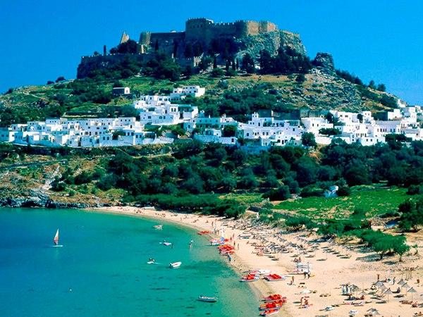 Туры в Грецию дешево. Туры на Родос от 6000 рублей на 7 ночей