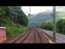 Fuhrerstandsmitfahrt KBS 705 33 Hirschhorn Neckar - Heidelberg