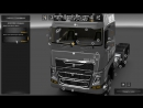 Euro Truck Simulator 2 1. Обзор Volvo Monstrik
