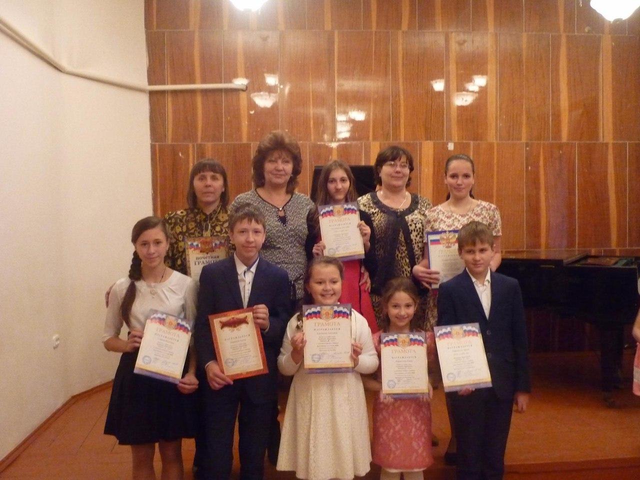 В станице Зеленчукской прошел конкурс среди учащихся музыкальных отделений Зеленчукского района в номинации «Фортепиано»