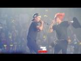 G-Dragon на бэк-вокале у Сынри хд