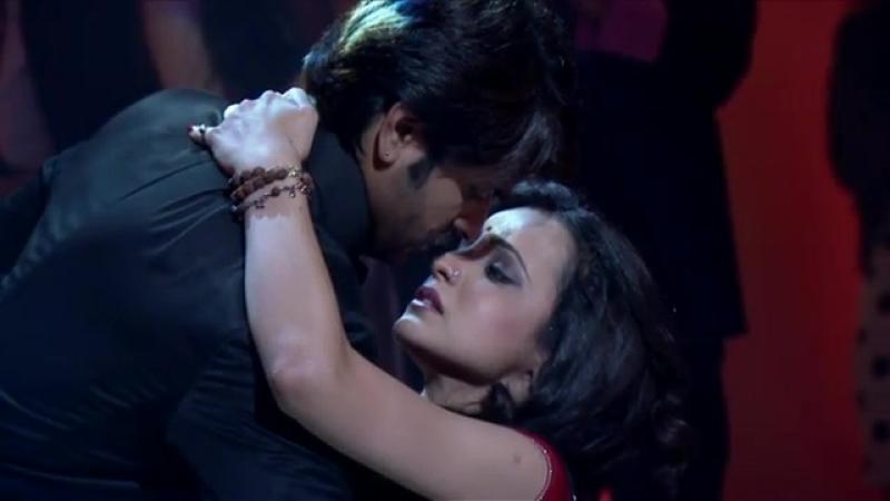 Rudra and Paros sizzling dance Ep-82, Rangrasiya, April 23r