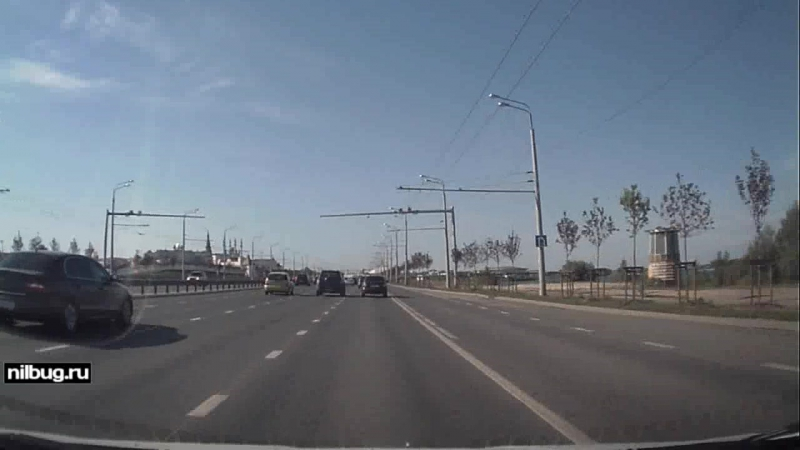 Водитель сознательно нарушает ПДД, там где нет камер ГИБДД