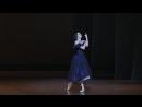 Балет Дама с камелиями