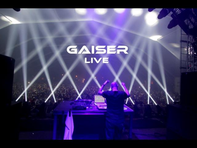 Gaiser live @ Madrid Winter Festival 2015