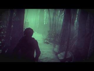 Дебютный трейлер дополнения про «Бабу-ягу» для Rise of the Tomb Raider