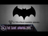 Batman: A Telltale Game Series Announcement Trailer - The Game Awards 2015