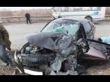 Подборка  Аварии на видеорегистратор, ДТП на дорогах.№98 Сar crash compilation 2016