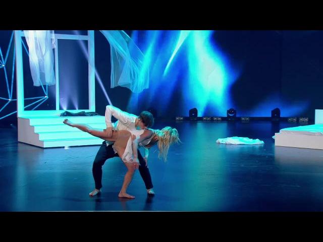 Танцы: Алиса Доценко и Антон Пануфник (Тина Кароль – Уйди останься исчезни) (выпуск 10)