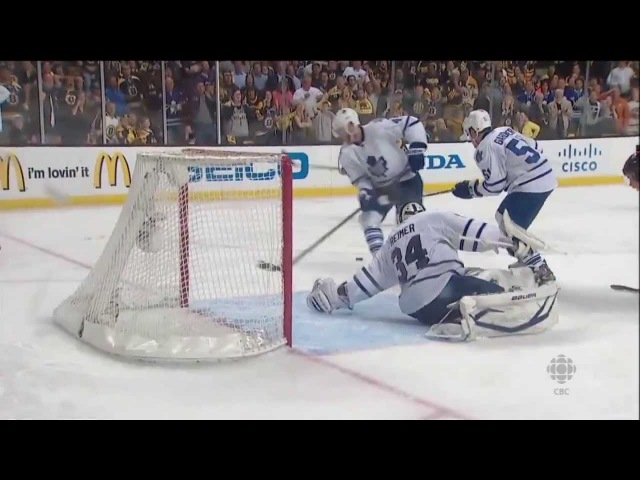 Boston Bruins vs Toronto Maple Leafs Game 7 HIGHLIGHTS May 13 2013 NHL Playoffs