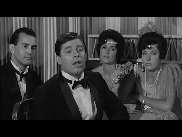 Jerry Lewis, The Errand Boy (1961) - Accidental Extra