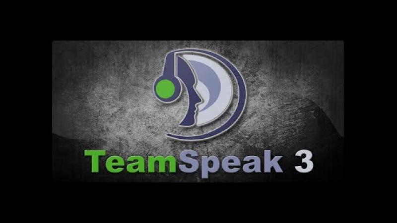 Работа с контактами и оповещениями в teamspeak 3.