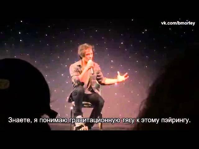 Боб говорит о Белларк часть 1 (Конвенция Starfest 12.03.16) [Rus Sub]