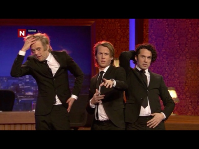 Ylvis - Intro - IKMY 12.01.2016 (Eng subs)